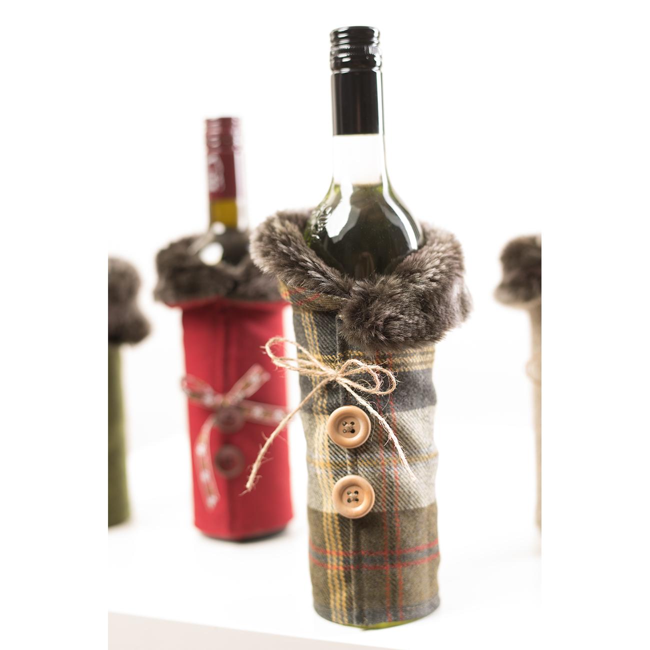 Flaschen-Husse